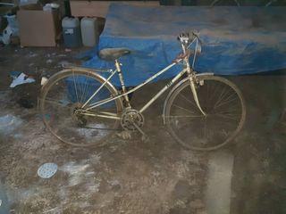 bicicleta gacela BH años 80