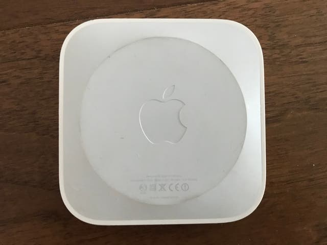 Apple Airport Express Wireless Router Wifi Station
