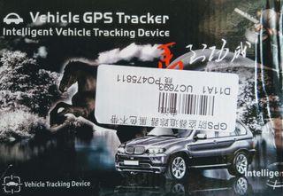 rastreador de vehículos