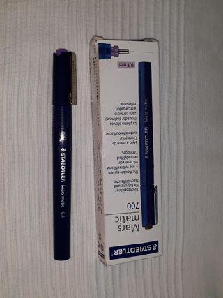 Rotulador tecnológico Staedtler 0,1 mm