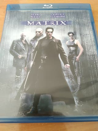 Bluray. Matrix. Impecable