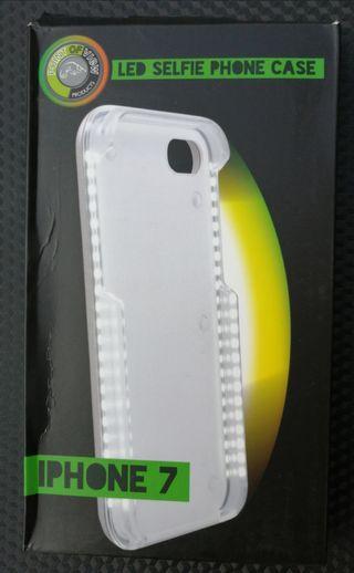 Funda IPhone 7 NUEVA luz Led