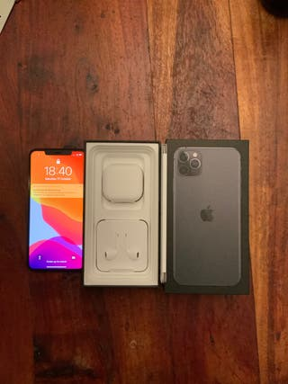 iPhone 11 Pro Max 256gb space grey fully unlocked
