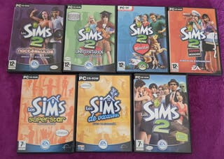 Pack Los Sims 7x30€