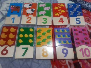 Goula Duo Puzzle 1-10