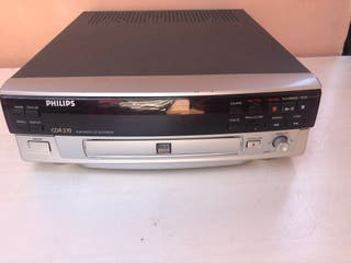 Grabador Philips Cd LEER