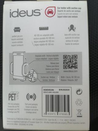 Soporte de coche para móvil universal NUEVO
