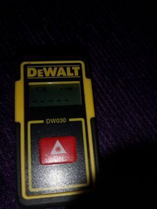 Medidor laser micro tamaño súper reducido bolsillo