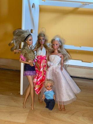 Pack muñecas Barbie