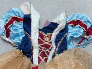 disfraz blancanieves talla 8-10