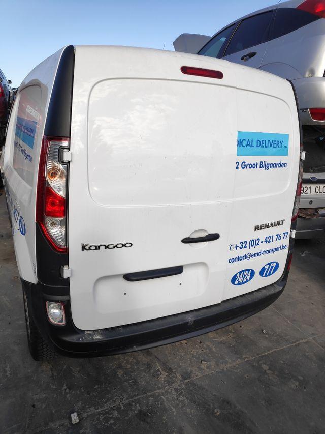 despiece Renault Kangoo 2016