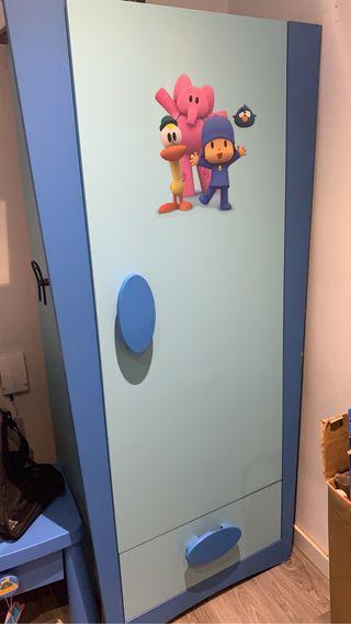 Conjunto habitación niño Pocoyó