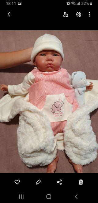 Bebé Reborn. Antonio SanJuan