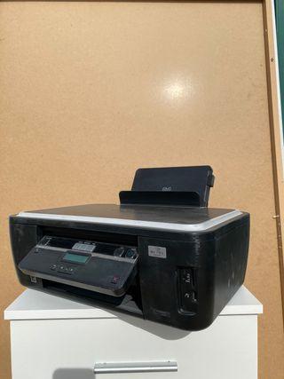 Impresora y fotocopiadora (escáner)