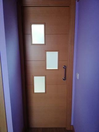 puerta corredera de baño