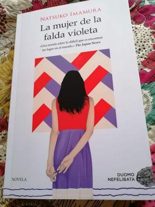 La mujer de la falda violeta. Natsuko Imamura