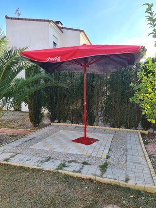 Sombrilla terraza