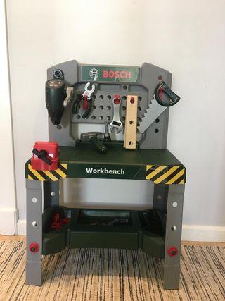 Banco de trabajo juguete