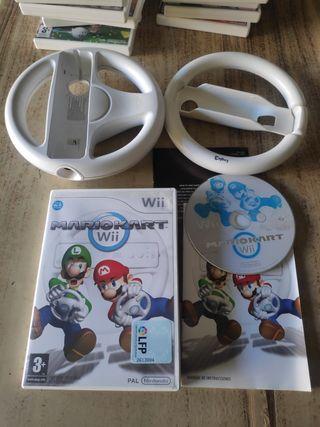 Mario kart+ volantes