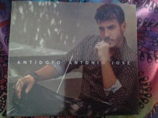 Antonio José-Antidoto cd