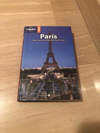 Guía Lonely Planet número 6: París