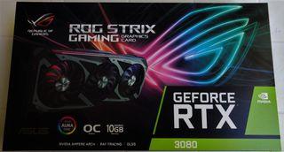 RTX 3080 Asus ROG Strix OC