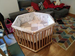 Parque para bebés