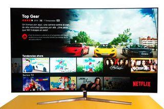 """Tv Samsung 65""""curvo UE65KS9000, como nuevo"""