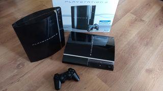 PS3 dos unidades + mando