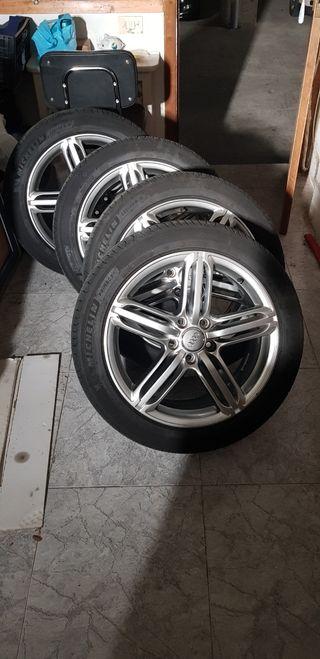 Llantas originales Audi 18