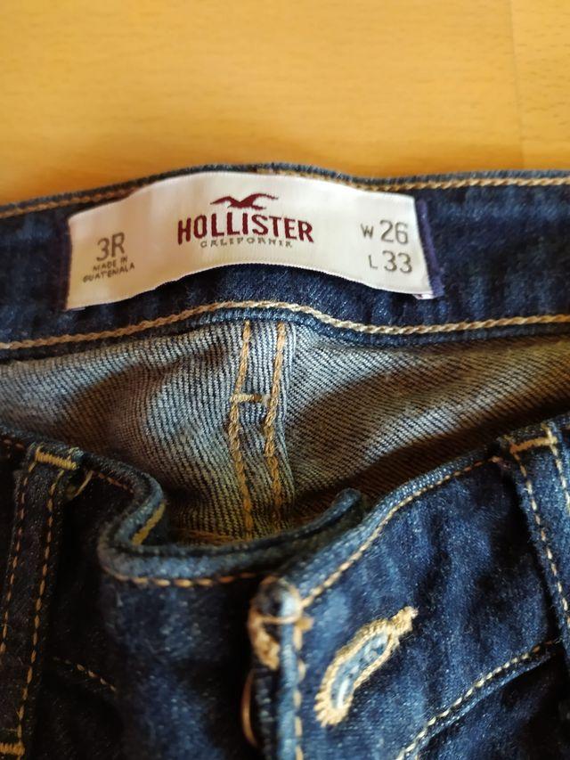 Pantalones Hollister Mujer Jeans De Segunda Mano Por 12 En Merida En Wallapop
