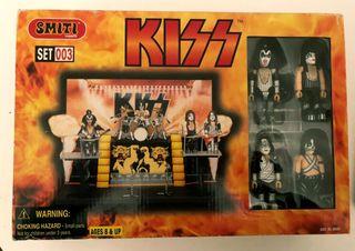 """KISS """"Alive II"""" Smiti Figuras Envio Gratuido"""