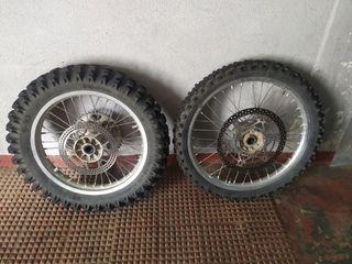 ruedas drz E