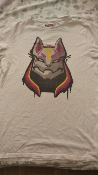 camiseta de fortnite de deriva