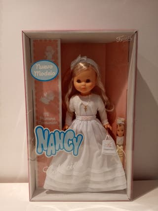 Nancy coleccion Mi primera comunion