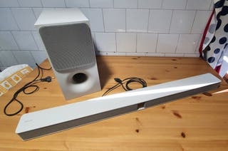 Barra Sonido Bluetooth Sony con Subwoofer