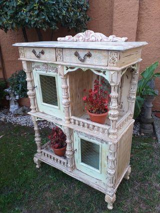 Mueble-Alacena Vintage