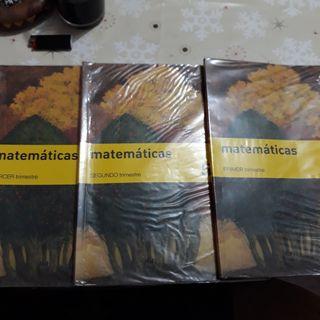 LIBRO DE MATEMÁTICAS. 5. PRIMARIA 3 TRIMESTRES