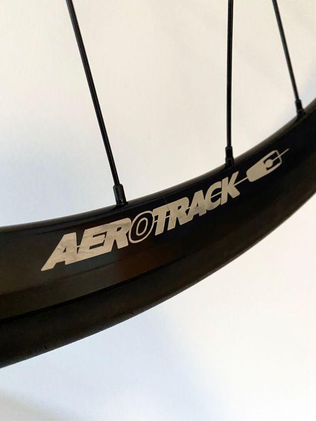 Par de ruedas fixie - Halo Aerotrack