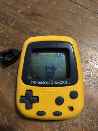 Podómetro/Tamagotchi Pokémon Picachu