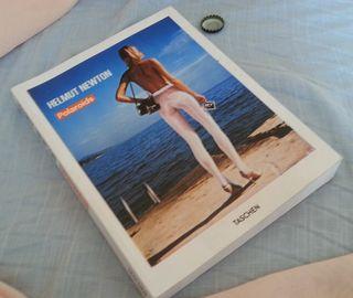 Libro Fotografía HELMUT NEWTON POLAROIDS