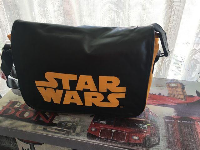 Cartera/bolsa chico Star Wars