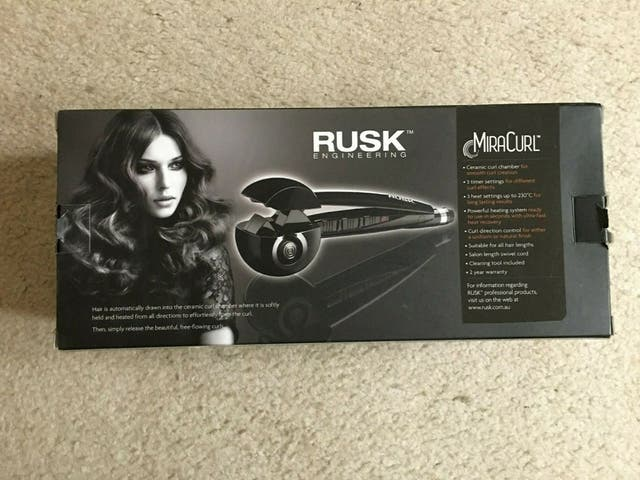 RIZADOR BABYLISS MIRACURL RUSK