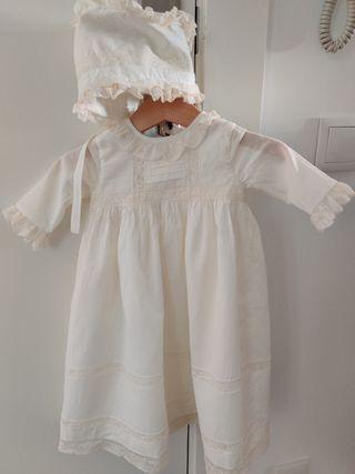 Vestido de Bautizo clásico