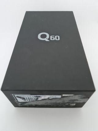 LG Q60 + minialtavoz