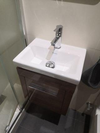 conjunto mueble lavabo todo completo