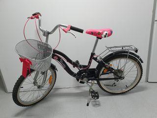 1 Bicicleta Monster High