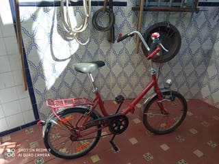 bicicleta Italia antigua