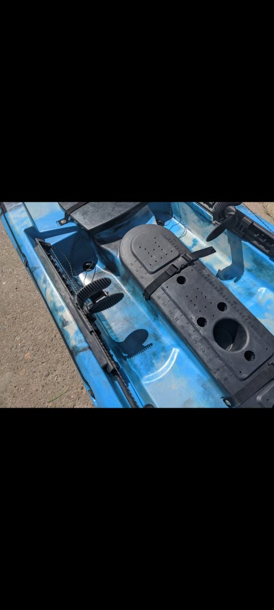 kayak autovaciable