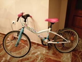 bicicleta b'twin mistigirl 3